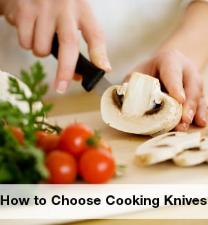 How to Choose Cooking Knives