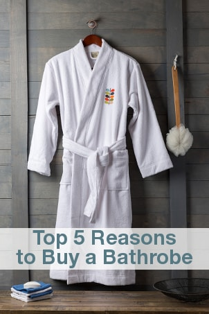 Top 5 Reasons to Buy a Bathrobe