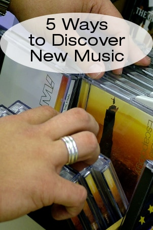 5 Ways to Discover New Music