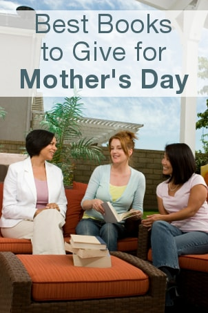 Best Books to Give for Mother's Day