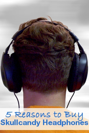5 Reasons to Buy Skullcandy Headphones