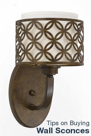 Tips on Buying Wall Sconces