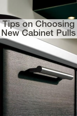 Tips on Choosing New Cabinet Pulls