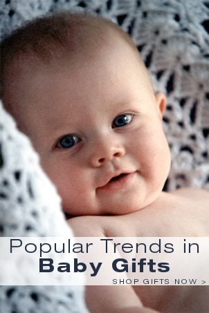 Popular Trends in Baby Gifts