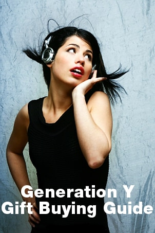 Generation Y Gift Buying Guide