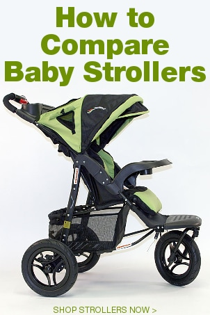 How to Compare Baby Strollers