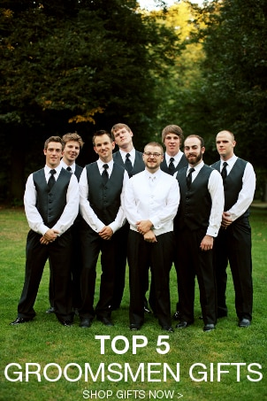 Top 5 Groomsmen Gifts