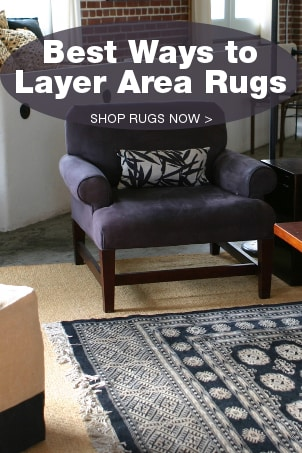 Best Ways to Layer Area Rugs