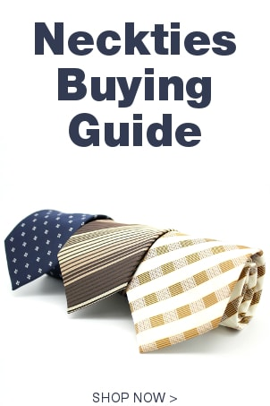 Neckties Buying Guide