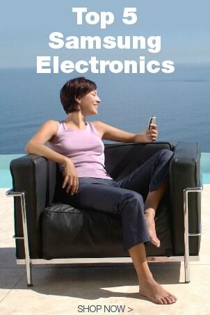 Top 5 Samsung Electronics