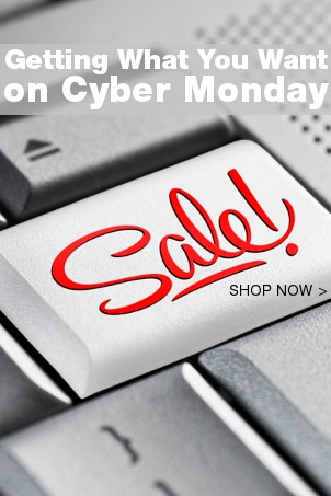 Getting What You Want on Cyber Monday