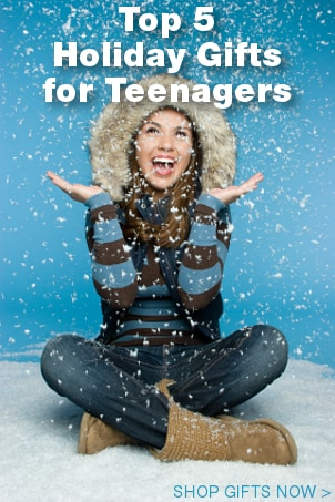 Top 5 Holiday Gifts for Teenagers