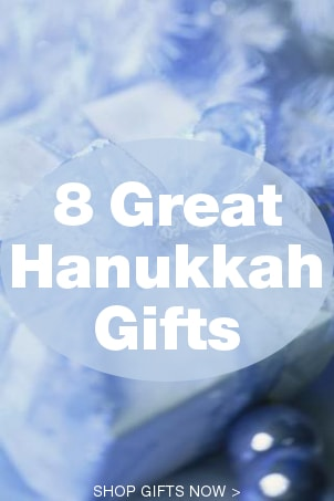 8 Great Hanukkah Gifts