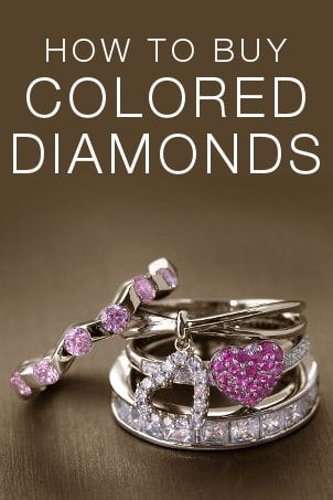 How to Buy Colored Diamonds