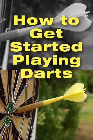 How to Get Started Playing Darts