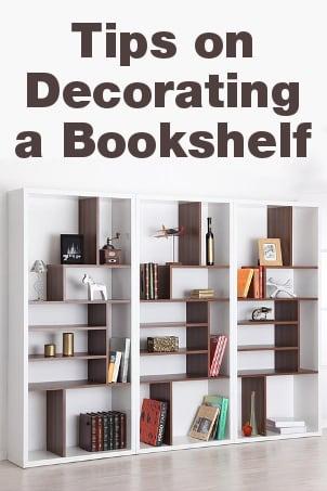 Tips on Decorating a Bookshelf