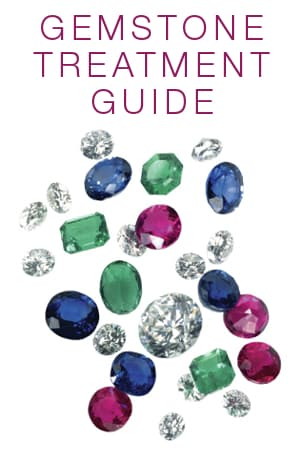 Gemstone Treatment Guide