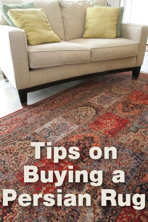 Tips on Buying a Persian Rug