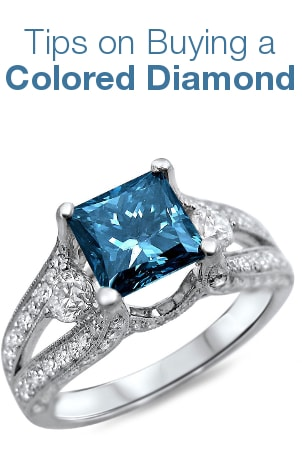Tips on Buying a Colored Diamond