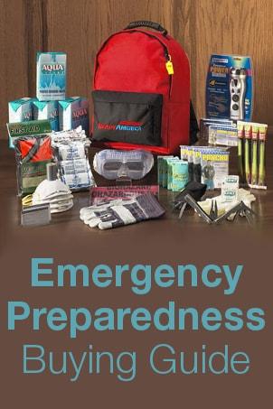 Emergency Preparedness Buying Guide