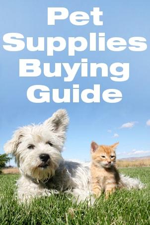 Pet Supplies Buying Guide