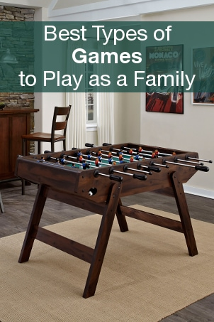 Best Types of Games to Play as a Family