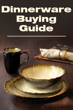 Dinnerware Buying Guide