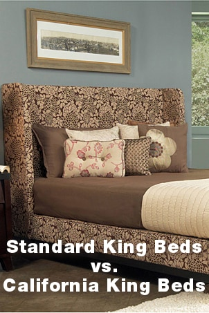 Standard King Beds vs California King Beds