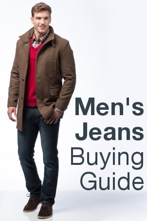 Men's Jeans Buying Guide