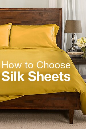 How to Choose Silk Sheets