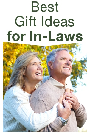 Best Gift Ideas for In-Laws