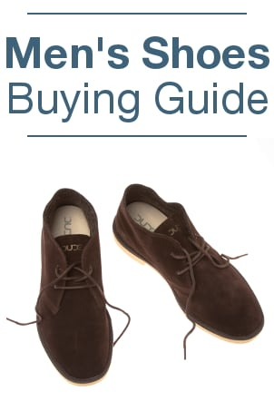 Men's Shoes Buying Guide