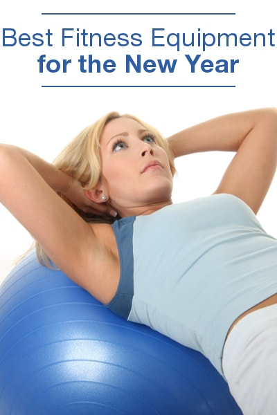 Best Fitness Equipment for the New Year