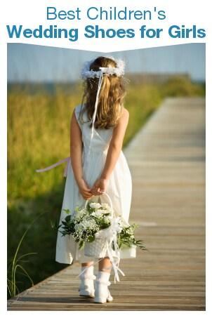 Best Children's Wedding Shoes for Girls