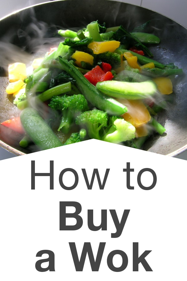 how to buy a wok